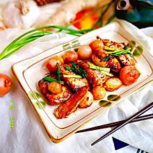 #就是红烧吃不腻!#红葱头烧带鱼