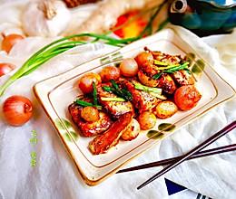 #就是红烧吃不腻!#红葱头烧带鱼的做法
