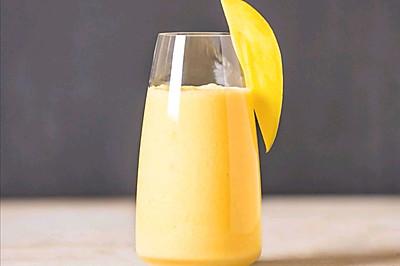 解馋又好喝芒果奶昔