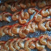#夏日撩人滋味# 空气炸大虾的做法图解6