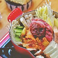 韩式泡菜火锅