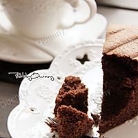 可可海绵蛋糕#长帝烘焙节华北赛区#的做法图解17