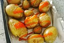 #520,美食撩动TA的心!#烤土豆的做法