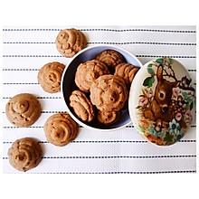 可可黄油便便曲奇饼干,香甜酥脆,可可醇厚入口即化!