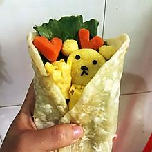 小熊墨西哥饼