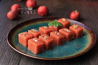【桂花山楂糕】——零添加剂开胃甜品