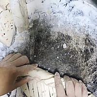 酥脆葱油饼的做法图解5