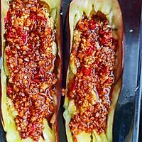 5分钟做出比烧烤店好吃百倍的蒜蓉烤茄子的做法图解8