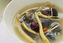 女人滋补药膳汤-当归黄芪乌鸡汤的做法