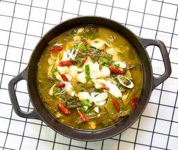 #精品菜谱挑战赛# 家常酸菜鱼,酸辣下饭就属它的做法