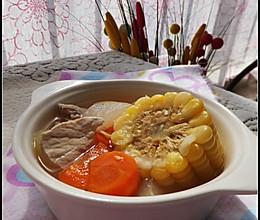 冬瓜玉米汤的做法
