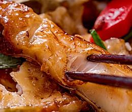 葱焗鱼 | 外酥内嫩的做法