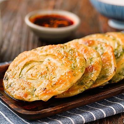日食记   饺子皮葱油饼