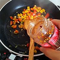 彩椒鸡丁的做法图解10