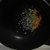 三丁干煎虾的做法图解4