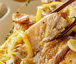 柠檬脆皮鸡扒丨酸甜开胃的做法