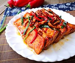 红烧家常豆腐 #就是红烧吃不腻!#的做法