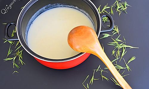 #爱的暖胃季-美的智能破壁料理机#民国美龄粥的做法
