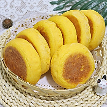 南瓜发面饼