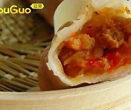 泡菜牛肉蒸饺的做法