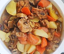家常版红烧鸡块,美味又好做的做法