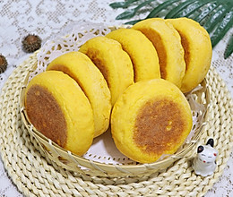 南瓜发面饼的做法