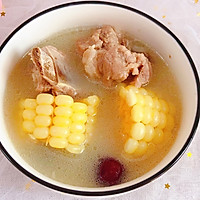 ㊙️超好喝的营养养胃排骨汤连喝三碗都不够的做法图解6