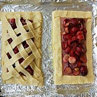 酥皮樱桃派的做法图解4