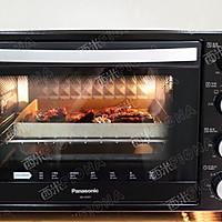 蜜汁烤羊排#松下烤箱烘焙盛宴#的做法图解7