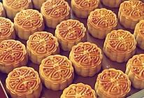 零失败五仁月饼的做法