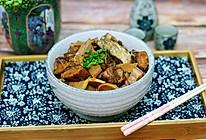 外婆咸鱼红烧肉#春天肉菜这样吃#的做法