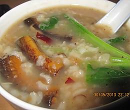 黄蟮红枣粥的做法