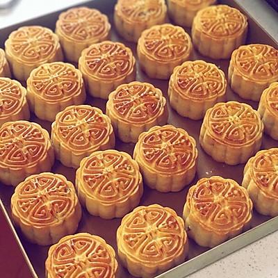 零失败五仁月饼