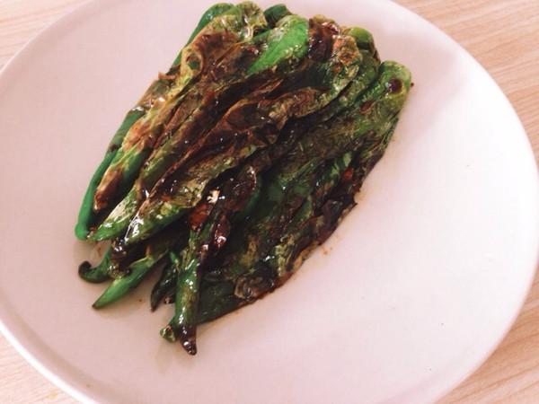 虎皮青椒-最销魂的四川开胃菜