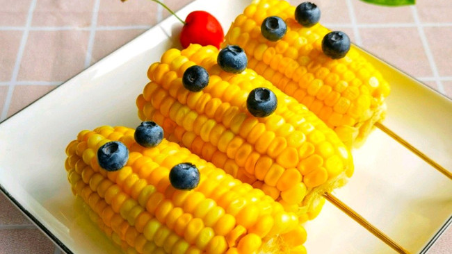 #舌尖上的端午#爆浆水果玉米的做法