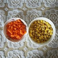 #童年不同样,美食有花样#黏甜玉米什锦的做法图解2