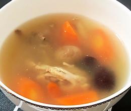 祛湿鸭架汤的做法