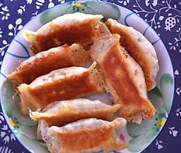 三鲜锅贴的做法