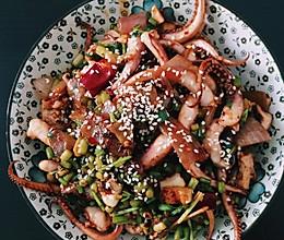 孜然鱿鱼须(在家做出街边铁板鱿鱼须的味道)的做法