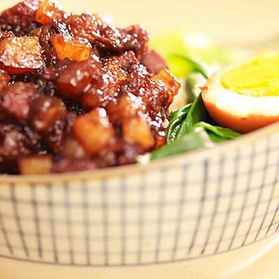 迷迭香:卤肉饭