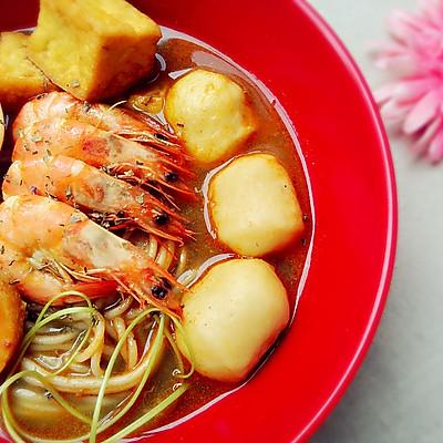 叻沙面——新加坡娘惹美食