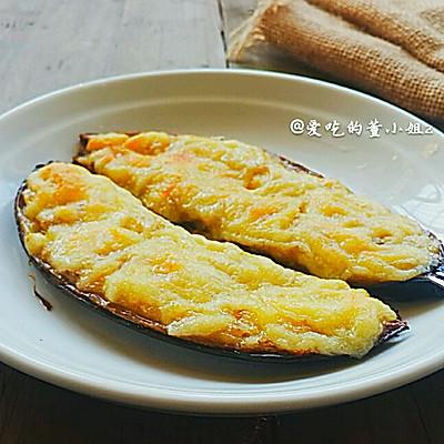 超香甜的焗香蕉~香蕉新吃法