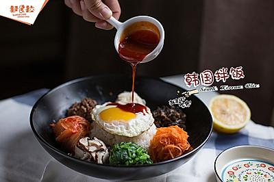 韩国拌饭#宴客拿手菜#