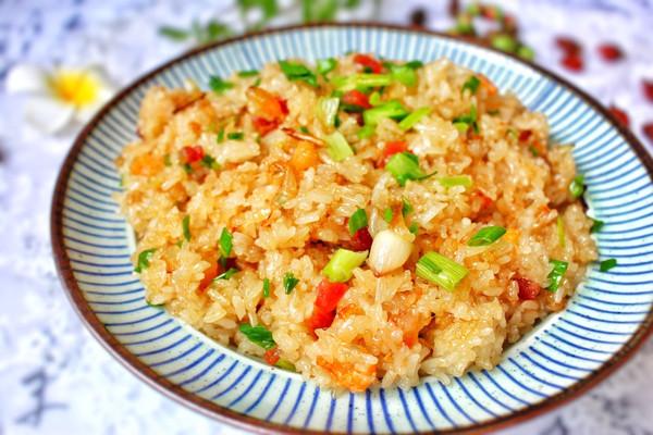 广式腊味糯米饭的做法