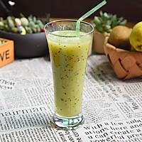 奇异果梨汁#豆果魔兽季邪能饮料#的做法图解5