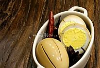 简单快手卤鸡蛋#酱香鲜#的做法