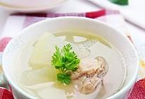 鸭腿冬瓜汤的做法