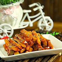 朝族媳妇秘制---酱杏鲍菇!比肉还好吃,你确定不尝一尝!