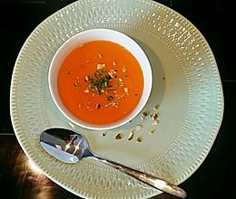 法国精品浓汤之-南瓜浓汤的做法