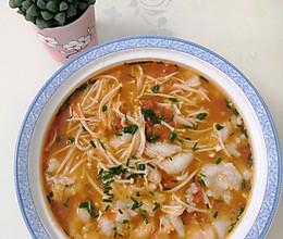 蕃茄酸汤巴沙鱼的做法